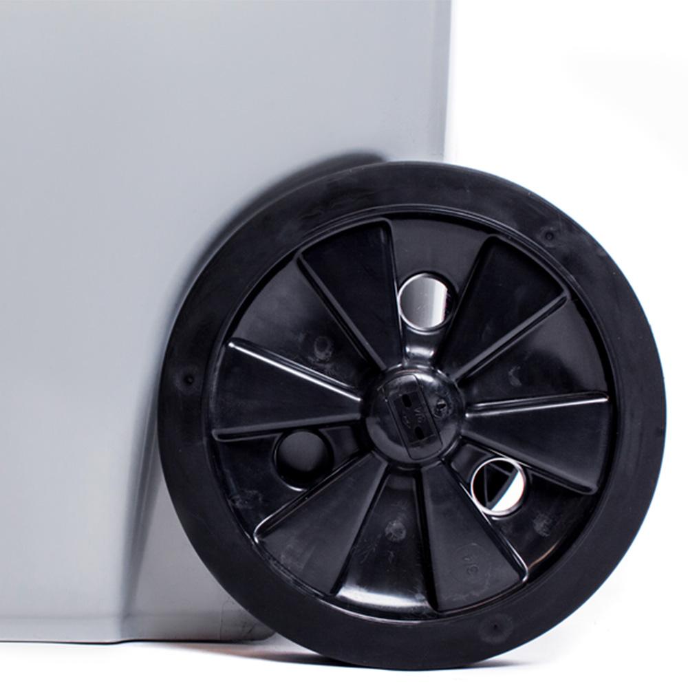 Bi-Material Wheel